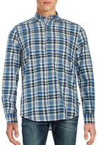 Nautica Classic Fit True Plaid Button Down