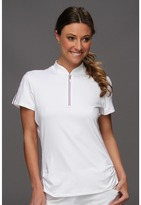 Tail Activewear - Biscayne Polo (White) - Apparel