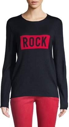 Zadig & Voltaire Graphic Merino Wool Sweatshirt