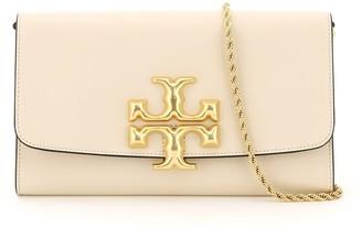 Tory Burch Eleanor Logo Clutch Bag
