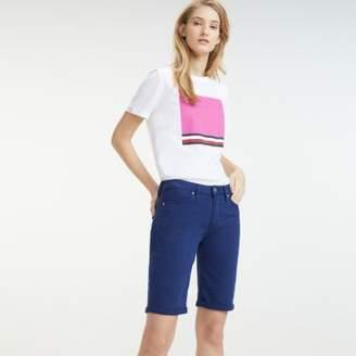 Tommy Hilfiger Slim Fit Denim Shorts
