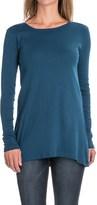 Workshop Republic Clothing Ribbed Shirt - Supima® Cotton, Long Sleeve (For Women)