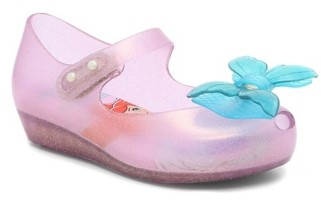 Mini Melissa Ultragirl Little Mermaid Mary Jane Flat - Kids'