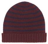 Petit Bateau Boys striped knit cap