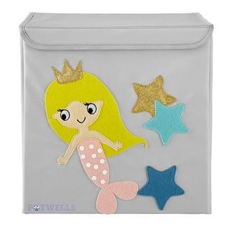 Potwells - Storage Box - Mermaid