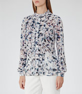 Reiss Louisa Printed Shirt