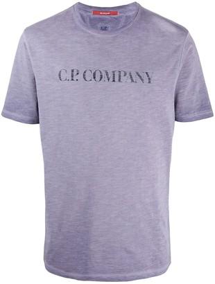 C.P. Company crew-neck logo T-shirt