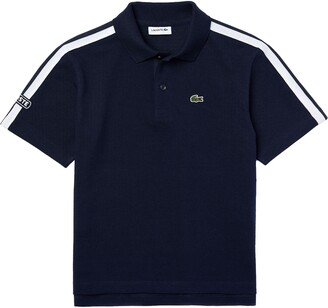 Lacoste Kids' Piping Logo Polo