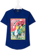 DSQUARED2 Surf Squad T-shirt - kids - Cotton - 16 yrs