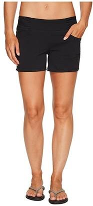 Mountain Hardwear Dynamatm Short (Black 1) Women's Shorts