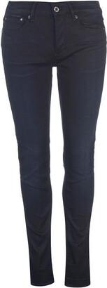 G Star Raw 3301 High Skinny Ladies Jeans