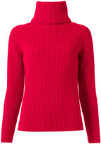 Egrey - turtle neck jumper - women - Cashmere/Wool - G