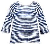 Splendid Girls' Tie Dye Striped Tee - Sizes 7-14