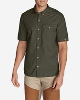 Eddie Bauer Men's Palouse Short-Sleeve Shooting Shirt
