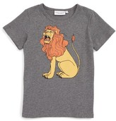 Mini Rodini Toddler Boy's Lion Stretch Organic Cotton T-Shirt