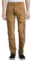 PRPS Twelve-Pocket Slim-Fit Cotton Cargo Pants