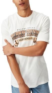 Cotton On Tbar Moto T-Shirt
