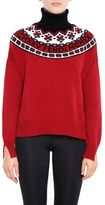 Fendi Wool And Cashmere Pullover