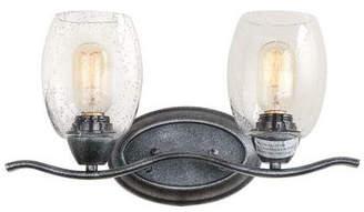 Lnc LNC 2-Light Iron Wall Sconces Bathroom Lighting Wall Lamps Vanity Ligh