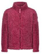 Regatta Kids Foxton Fleece Jacket Girls Thermal Warm Up High Neck Full Zip Top
