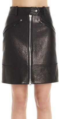 Kenzo Utility A-Line Skirt