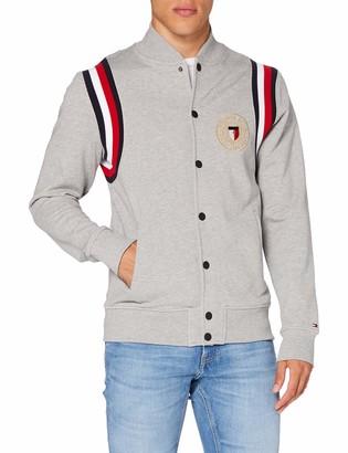 Tommy Hilfiger Men's Varsity Baseball Jacket