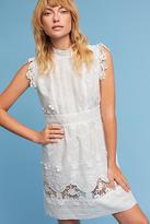Anna Sui Silk & Lace Dress