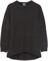 Lot 78 Lot78 Oversized ribbed-knit sweater