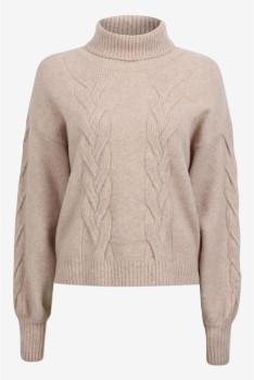 Baum und Pferdgarten Nomad Beige Merino Wool Knit Chow - xs | merino wool | Nomad Beige