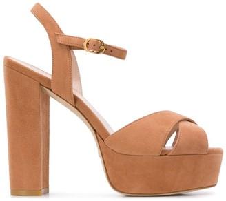 Stuart Weitzman Ivona 130mm sandals