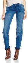 Wrangler Women's Sara Narrow Straight Jeans,(Manufacturer Size:29/34)
