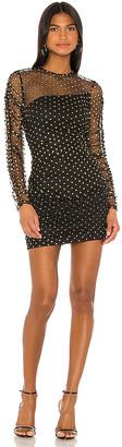 h:ours Zain Mini Dress
