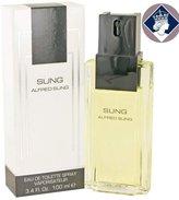 Alfred Sung Sung Perfume by for Women. Eau De Toilette Spray 3.4 Oz / 100 Ml.
