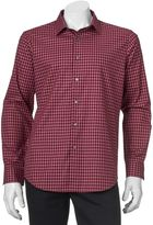 Apt. 9 Men's Modern-Fit Patterned Button-Down Shirt