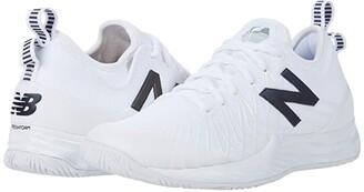 New Balance Fresh Foam Lav (White/Iridescent) Women's Tennis Shoes