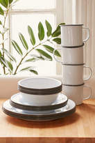 Urban Outfitters 16-Piece Edged Enamelware Starter Kit