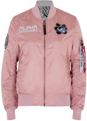 Alpha Industries MA-1 Moon Landing Reversible Bomber Jacket
