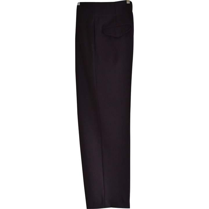 3.1 Phillip Lim Burgundy Wool Trousers for Women