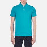 BOSS GREEN Men's CFirenze-Logo Polo Shirt - Blue