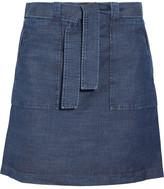 A.P.C. Atelier de Production et de Création - Nairobi Denim Mini Skirt - Mid denim
