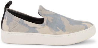 Dolce Vita Tag Suede Slip-On Sneakers