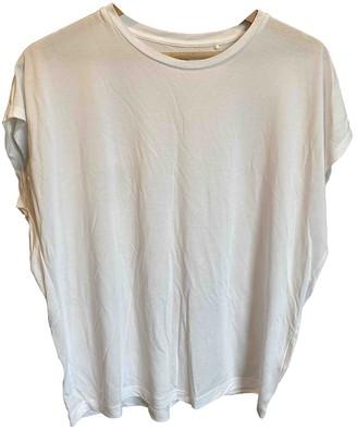 Uniqlo White Cotton Top for Women
