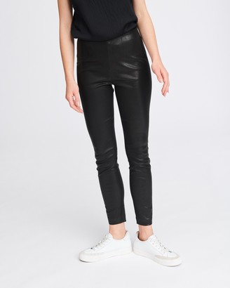 Rag & Bone Simone pant - leather