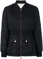 Moncler Gamme Rouge Sonora puffer jacket - women - Cotton/Silk/Polyamide - 0