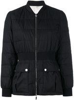 Moncler Gamme Rouge Sonora puffer jacket - women - Silk/Cotton/Polyamide - 1