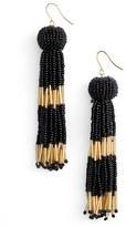 Vanessa Mooney Women's Damzel Tassel Drop Earrings