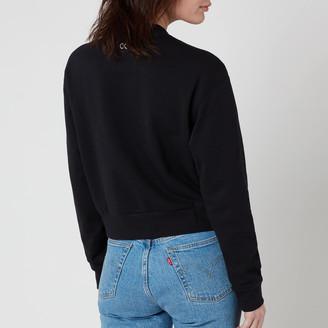 Calvin Klein Women's Logo Pullover