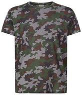 Saint Laurent Camo T-shirt