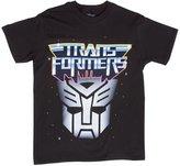 Transformers Boys Autobot Logo Short-Sleeve T-Shirt