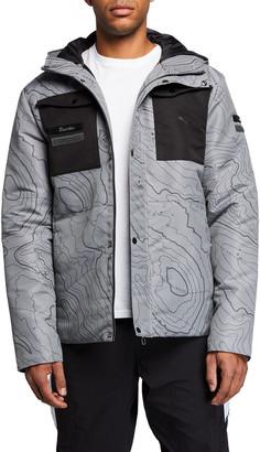 Puma Men's x Porsche Legacy Padded Jacket
